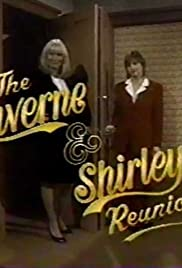 The Laverne & Shirley Reunion Poster