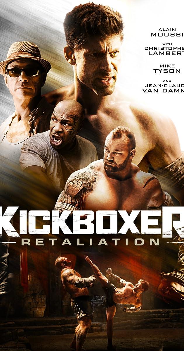Kikboksininkas. Atpildas / Kickboxer: Retaliation (2018) online