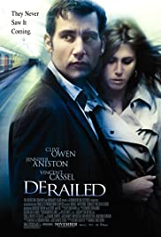The Making of 'Derailed' Poster