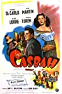 Casbah (1948) Poster
