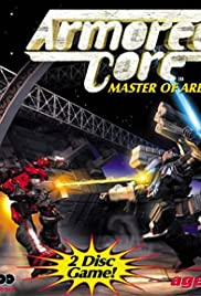 Armored Core: Master of Arena Poster