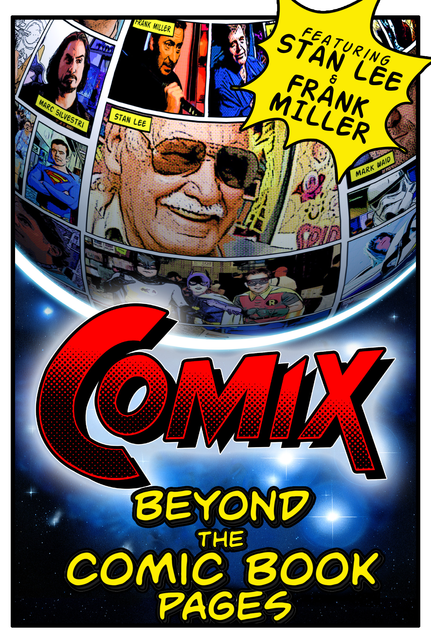 image COMIX: Beyond the Comic Book Pages Watch Full Movie Free Online