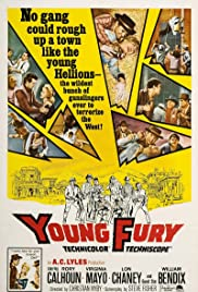 Young Fury (1964) Poster - Movie Forum, Cast, Reviews