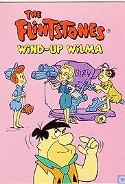 The Flintstones: Wind-Up Wilma Poster