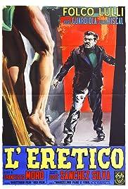 El hereje Poster