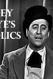 Joey Faye's Frolics Poster