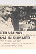 A Storm in Summer (1970) Poster