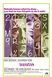 Sebastian (1968) Poster - Movie Forum, Cast, Reviews