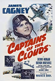 Captains of the Clouds (1942) Poster - Movie Forum, Cast, Reviews