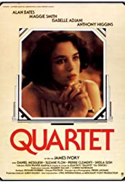 Quartet (1981) Poster - Movie Forum, Cast, Reviews