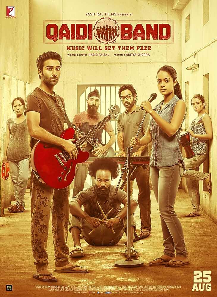 Qaidi Band (2017)  Hindi Full Movie Download Xfilmywap