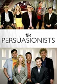 The Persuasionists Poster