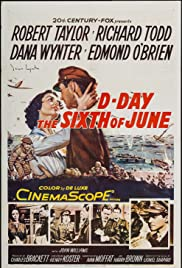 D-Day the Sixth of June (1956) Poster - Movie Forum, Cast, Reviews