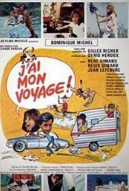 J'ai mon voyage! Poster