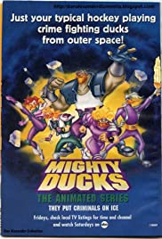 Mighty Ducks Poster
