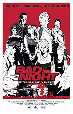 Watch Bad Night 2015 HD 720P Kopmovie21.online