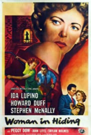 Woman in Hiding (1950) Poster - Movie Forum, Cast, Reviews