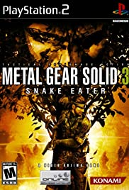 Metal Gear Solid 3: Snake Eater Poster