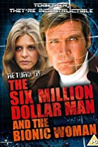 Image of The Return of the Six-Million-Dollar Man and the Bionic Woman