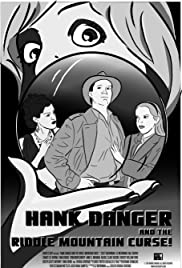 Hank Danger and the Riddle Mountain Curse! Poster