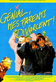 Génial, mes parents divorcent!(1991) Poster - Movie Forum, Cast, Reviews
