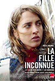 Image result for la fille inconnue 2016 fr. poster