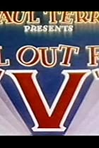 Image of All Out for 'V'