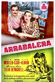 Arrabalera Poster