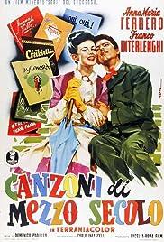 Canzoni di mezzo secolo Poster