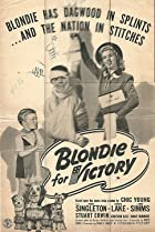 Image of Blondie for Victory