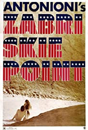Zabriskie Point (1970) Poster - Movie Forum, Cast, Reviews