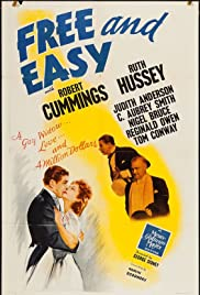 Free and Easy (1941) Poster - Movie Forum, Cast, Reviews