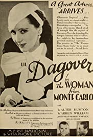 The Woman from Monte Carlo Poster