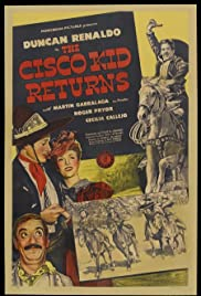 The Cisco Kid Returns Poster