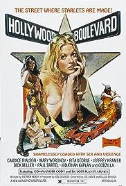 Hollywood Boulevard(1976) Poster - Movie Forum, Cast, Reviews