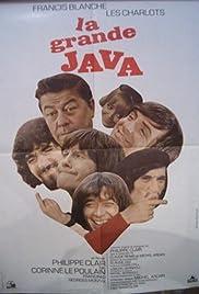La grande java Poster