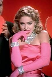 Image result for images of madonna material girl