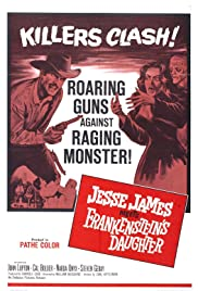 Jesse James Meets Frankenstein's Daughter (1966) Poster - Movie Forum, Cast, Reviews