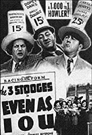 Even as IOU (1942) Poster - Movie Forum, Cast, Reviews