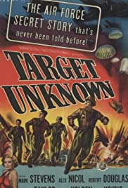 Target Unknown Poster