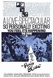 Paris Blues(1961) Poster - Movie Forum, Cast, Reviews