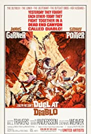 Duel at Diablo (1966) Poster - Movie Forum, Cast, Reviews