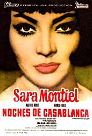 Casablanca, Nest of Spies Poster