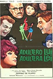 Adultero lui, adultera lei Poster