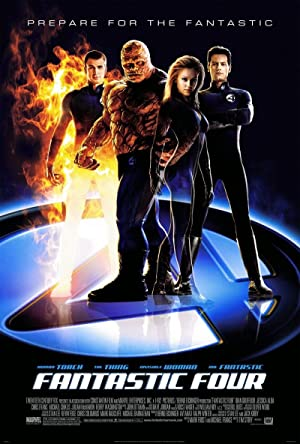 Fantastic Four (2005) (Hindi) Download on Vidmate