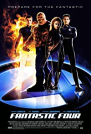 Fantastic Four (2005) Poster - Movie Forum, Cast, Reviews