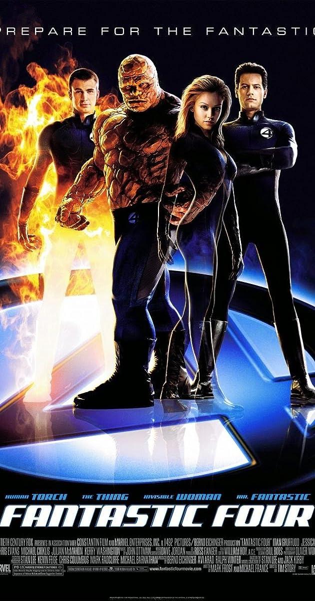 Fantastic Four 2005 BRRip