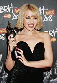 Brit Awards 2008 Poster