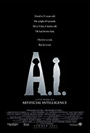 A.I. Artificial Intelligence (2001) Poster - Movie Forum, Cast, Reviews