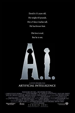 Artificial Intelligence: AI(2001)
